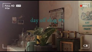 day off vlog1#) 쉬는날 삼시세끼먹기 등산하…