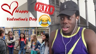 THE PERFECT VALENTINE | Lele Pons  REACTION!!!