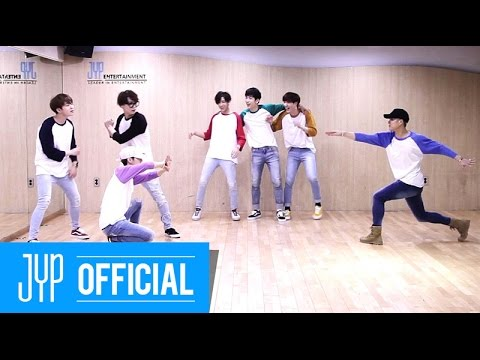 "GOT7 ""HOME RUN"" Dance Practice"