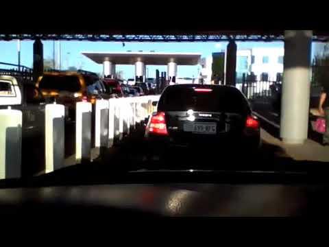 El Paso-Juarez Border Crossing