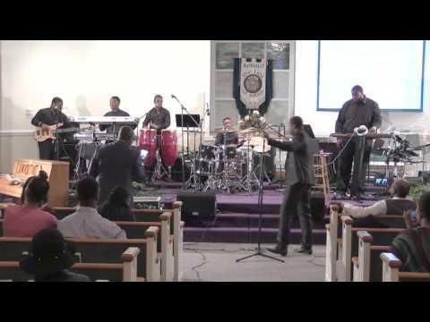 "Genesis Gospel Band ""Prends Ma Vie"""