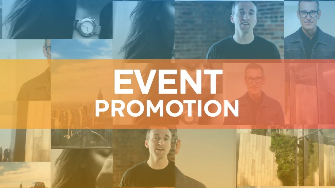 Event Promotion Template