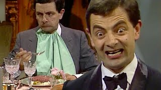 Gambar cover HUNGRY Bean | Funny Clips | Mr Bean Official