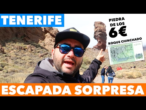 ESCAPADA SORPRESA - TENERIFE