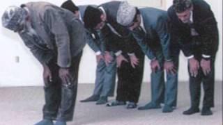 Wie betet man im Islam!  AUF DEUTSCH