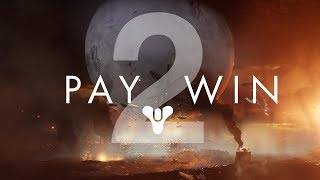Destiny 2 PAY TO WIN Microtransactions? - The Know Game News