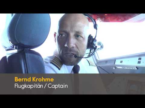 CondorTV: Im Condor Cockpit nach Madeira