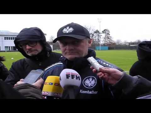 Eintracht Frankfurt: Armin Veh Interview