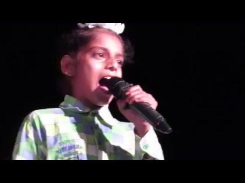 Pata ni RABB kehreya Ranga vich razi - lil boy sing at KANWAR GREWAL live Show MOHALI 2016