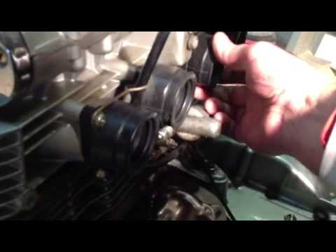 Carburetor Problems With 1981 Suzuki Gs850g Youtube