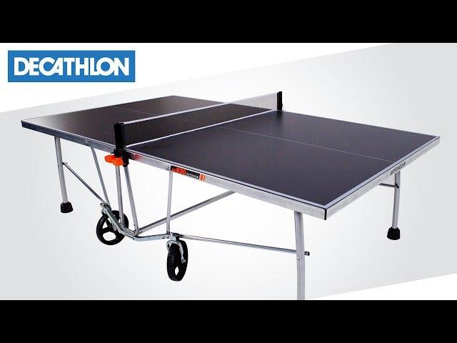 f20eaf235 Come montare il tavolo free Ping Pong PPT 530 di Artengo