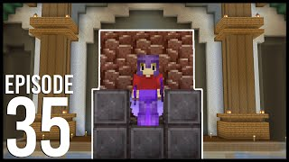 Hermitcraft 7: Episode 35 - THE NETHERITE KING