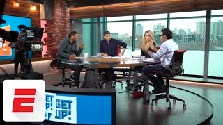 Get ready to Get Up with Jalen Rose, Michelle Beadle and Mike Greenberg   Get Up   ESPN