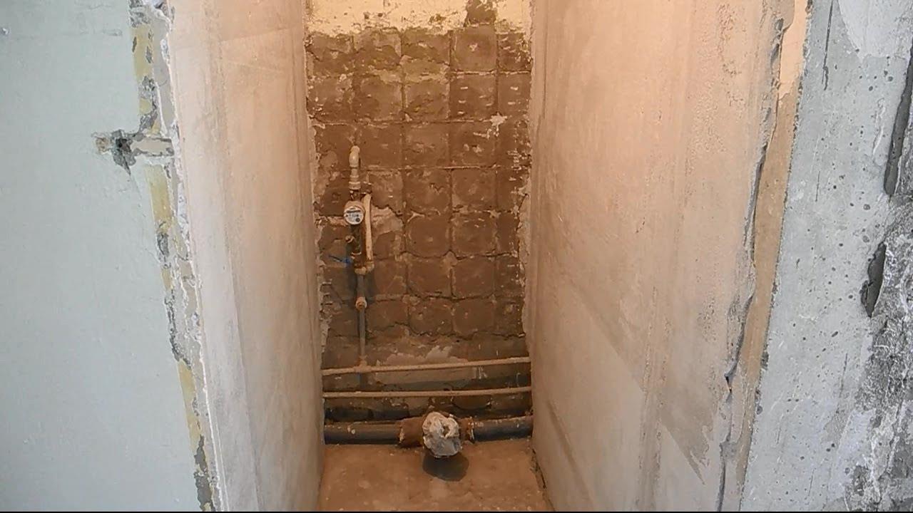 Как сделать короб в туалете из гипсокартона фото 678