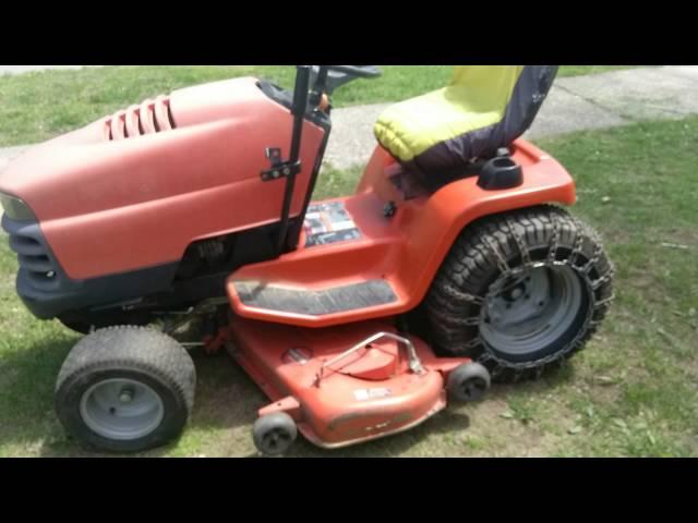 Scotts S2348 Lawn Tractor Scotts Lawn Tractors Scotts