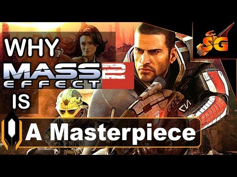 Why Mass Effect 2 Is A Masterpiece ( A Mass Effect 2 Celebration and Analysis 7 years Later)