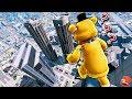 WILL FREDDY JUMP OFF THE TALLEST SKYSCRAPER? (GTA 5 Mods FNAF RedHatter)
