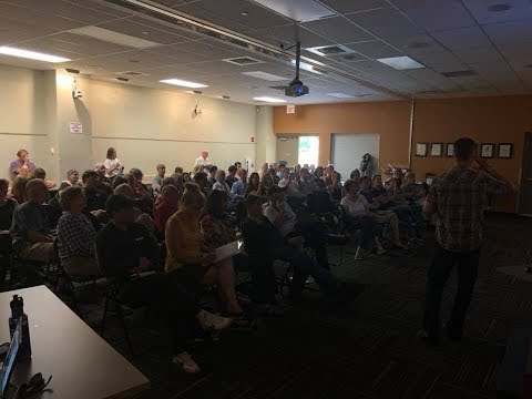 05-10-2018 LAFAYETTE LIBRARY MEETING: Levels of Volatile Organic Compounds in Our Blood