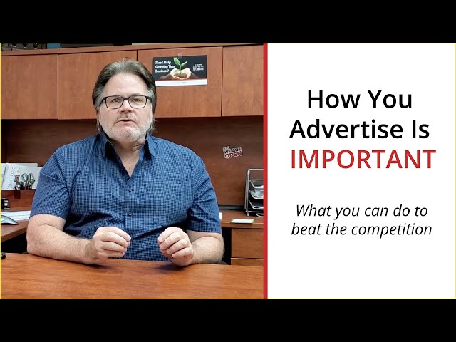 Advertising CHANGED! What's the most effective form of advertising now?