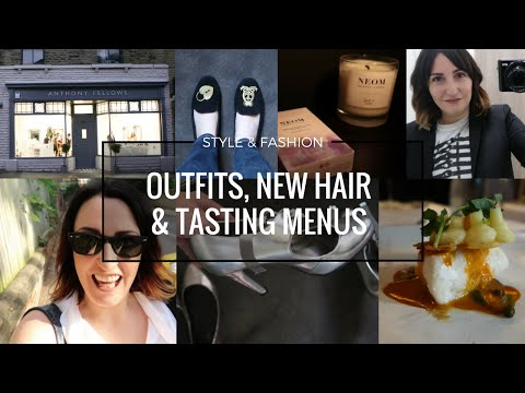 Week in Outfits: Inc. New Hair & Liz Cottam @ The New Elling
