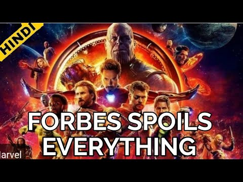 Forbes SPOILS Everything About Avengers Infinity War | Hindi | Super Fan