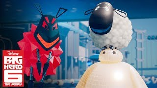 Baymax Dreams of Evil Sheep   Big Hero 6   Disney Channel