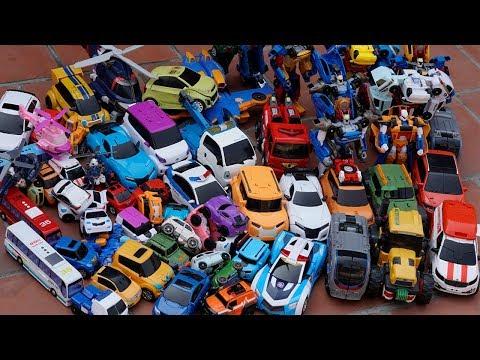 Tobot Robot Car Collection Adventure, Athlons ТОБОТЫ новый сезон Большой Челлендж - Трансформируем