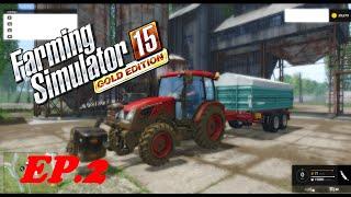 Farming Simulator 2015 / XPilot P / EP.2