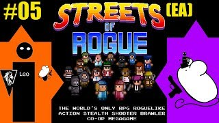 Let's Play Streets of Rogue (EA) coop with Mousegunner #05