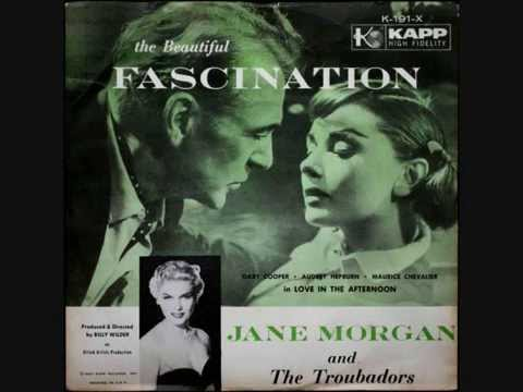 Jane Morgan - Fasciation