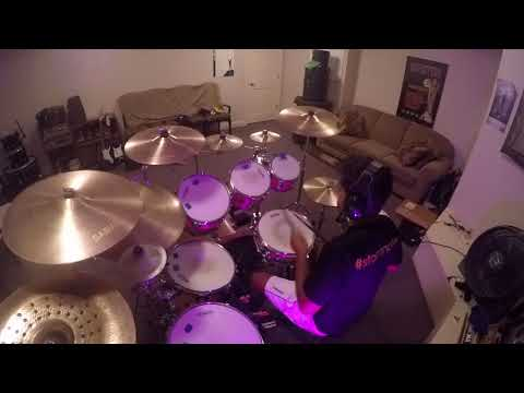 (My Little Brother!) Dream Theater - Dance Of Eternity (Drum Cover)