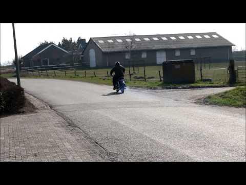 Express Radex 250cc Twin JLO