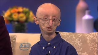 16-year-old with Progeria An Inspiration to All