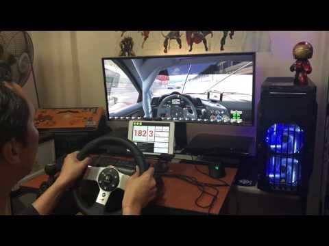 Download Sim Hub Sim Racing Car Data On Second Screen
