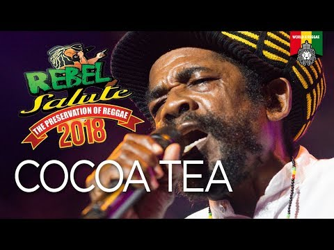 Cocoa Tea Live at Rebel Salute 2018