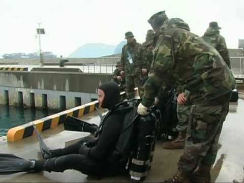 Underwater Construction Team 2 participates in Foal Eagle