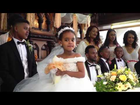 Ethiopian Wedding in London 2016 - Jerusalem and Yoseph Wedding Highlights