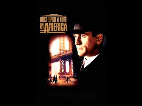 Once Upon a Time in America Soundtrack Amapola Par