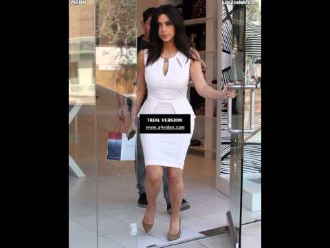 Kim Kardashian At Dash Store Jpg