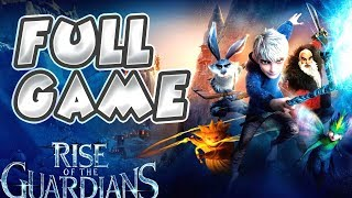 Rise of the Guardians FULL GAME Movie Longplay (PS3, X360, WiiU, Wii)