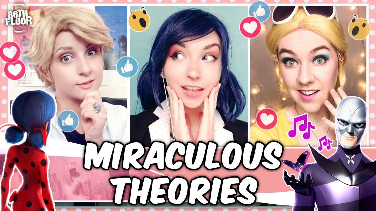 Cosplayers React to Miraculous Ladybug - New York Special, Theories & Hawkmoth Rap