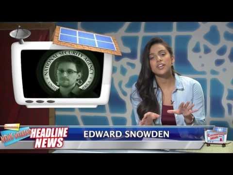 Clubhousenews.com: Headlines - Edward Snowden Chatting Online?