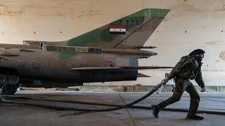 مطارات النظام خالية من الطائرات والضباط الروس والإيرانيون إلى داخل المدن! - هنا سوريا