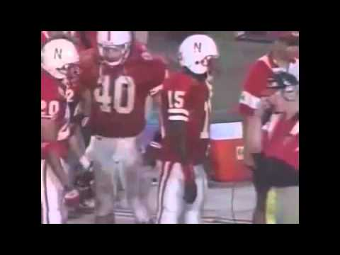 1995 Orange Bowl - #1 Nebraska vs. #3 Miami Highlights