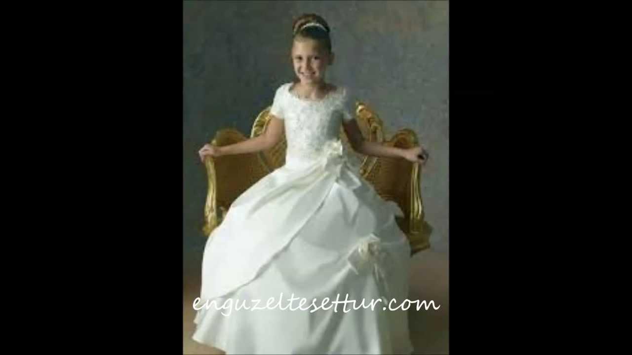 Kız çocuk Abiyeleri Gelinlikleri Youtube