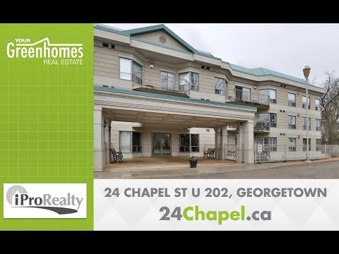 *SOLD* 24 Chapel St Unit 202 - Georgetown ON