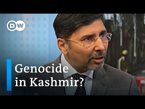 Is genocide happening in Kashmir? | Interview with Pakistan's Ambassador to Germany
