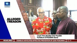 Court Tries Abaribe Over Possible Forfeiture Of N100Mn Bond