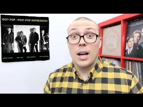 Iggy Pop - Post-Pop Depression ALBUM REVIEW