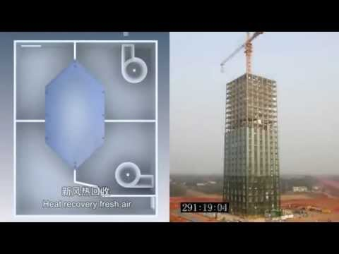 Fastest built Chinese building | 3C Community for Creative Civil Engineers